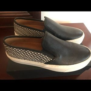 NWT COACH Cameron Slip On Sneakers Size 8